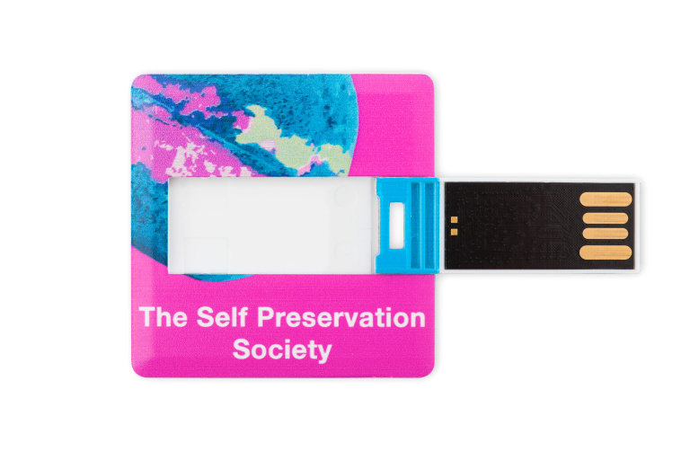 Self Preserving Society USB