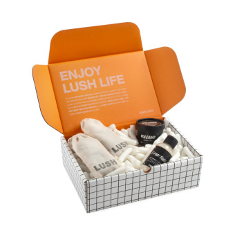 ラッシュ Foot Care Kit Nioi & Mukumi