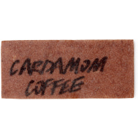 Cardamon Coffee washcard