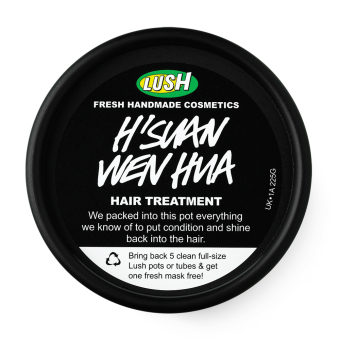 H'Suan Wen Hua (Capelli d'Angelo) Trattamento capelli Lush