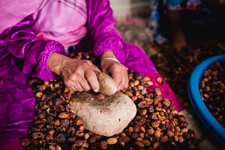 Moroccan Argan Oil, Gourmet Soap