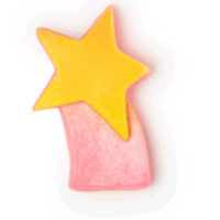 A Pink Shooting Star Soap