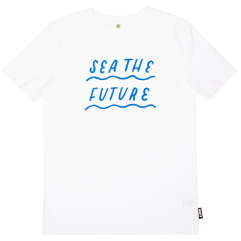 sea the future t-shirt swag