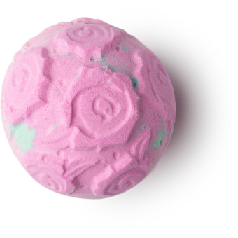 Rose Bombshell bomba da bagno rosa