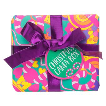 ラッシュ クリスマス キャンディ ボックス