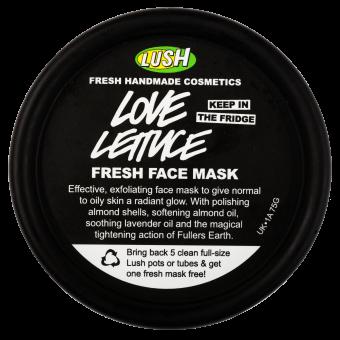 Love Lettuce Fresh Face Mask