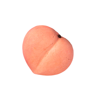 Peach bubbleroon
