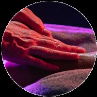 Tailor made tratamiento spa Madrid masaje de presión profunda enfocado en las áreas más tensas del cuerpo