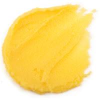 Gelber Lippenbalsam