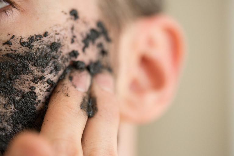 lush gezicht reiniger dof vet normaal gevoelig huid type