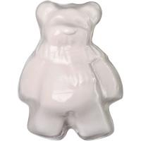 Butterbear é uma das gelatinas de duche de natal em forma de ursinho branco com manteiga de cacau orgânico de comércio justo para suavizar a tua pele