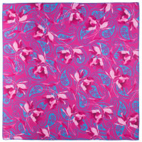 Paisley Floral Knot Wrap Asia