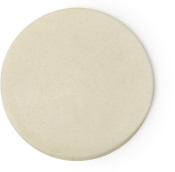 Kreisförmiges, weißes Reinigunspad 7 to 3