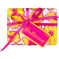Buttercup Gift as viewed from the front