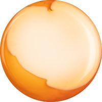 Bongo é uma gelatina tropical para o duche com manga e leite de coco
