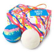 Bath Art - Cadeau Bombe de bain Lush