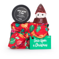 Once upon a christmas - Cadeau de noel lush