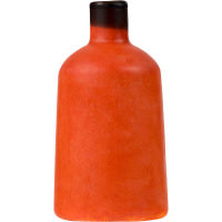The solid form of the Here Comes The Sun naked shower cream in the shape of a bottle