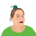 Profil Illustration von Sarah Boedner