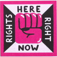rights here swag patch