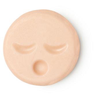 sleepy face bálsamo limpiador sólido con lavanda calmante