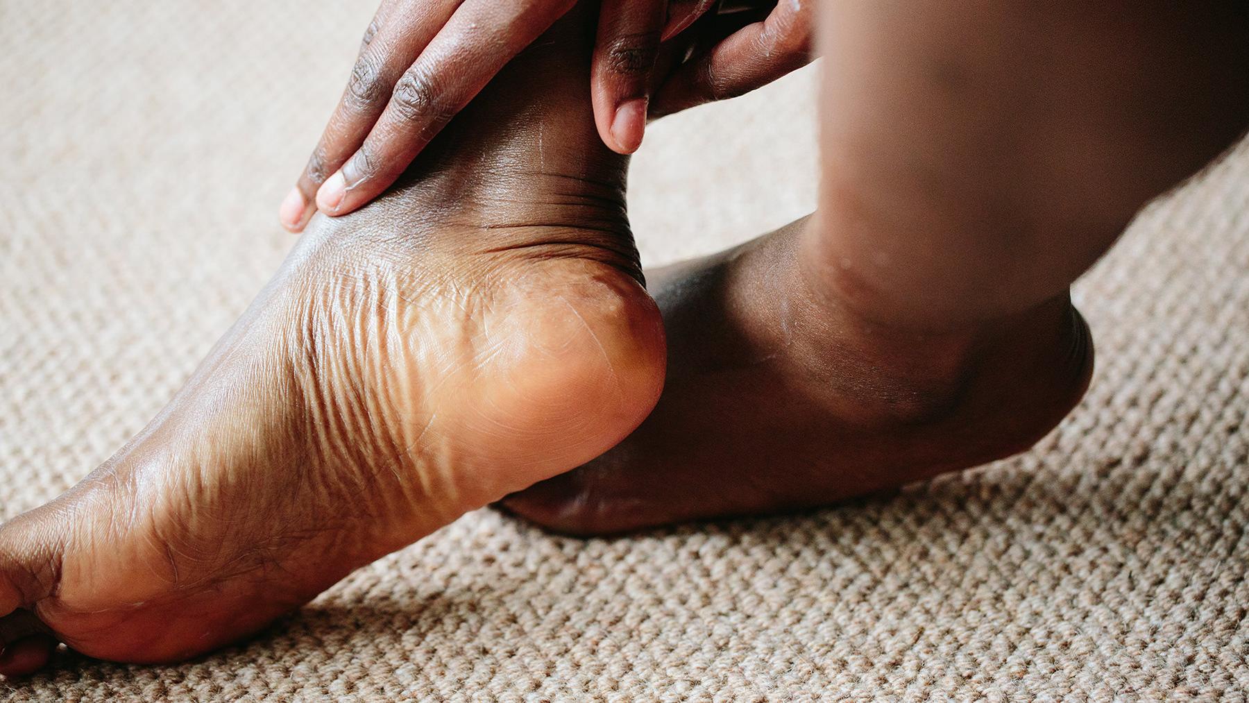go faster feet