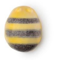 Scrubee exfoliante y manteca corporal con miel y en forma de abeja