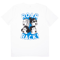 roar back back white swag