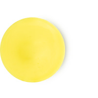 Ectoplasm é um dos perfumes sólidos de edição limitada de halloween com aroma cítrico e cor amarela