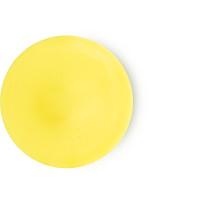Profumo solido di Halloween Ectoplasm di colore giallo