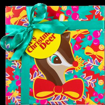 Confezione regalo It's Christmas Deer con disegno di renna di Natale   Edizione Limitata Natale 2019
