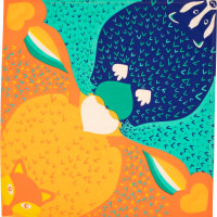 Wild Things knot wrap image