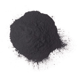 birch charcoal powder