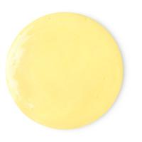 eine gelbe body milk