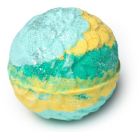 Bomba da bagno Melusine community bath bomb - Avocado CoWash/Avocado NoWash