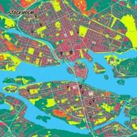 stockholm splash map