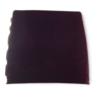 A block of the purple Goddess soap