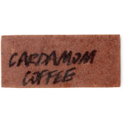 Cardamon Coffee washcard Gorilla Lush