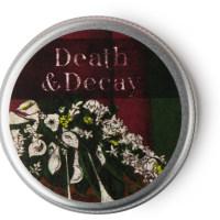 ラッシュ DEATH AND DECAY ソリッドパフューム