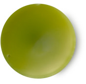 What would love do? perfume sólido afrutado de color verde