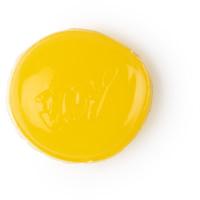 Bomba de duche Joy amarela com cravinho e bergamota para alegrar o teu dia
