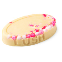 oval shaped patterned massage bar
