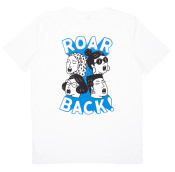 roar back back white swag