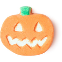 punkin pumpkin bomba de baño calabaza Halloween