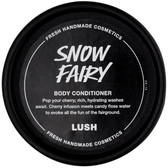 Snow Fairy body conditioner