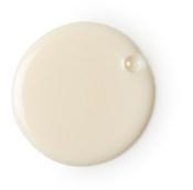 Cremig weißes Duschgel