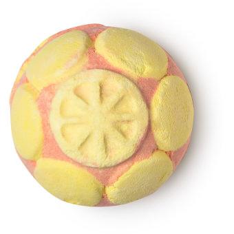 Marmalade Jelly Bomb Orangefarbene Zitrus-Badebombe