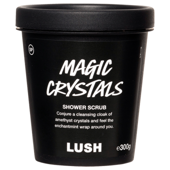 Magic Crystals - Scrub da doccia