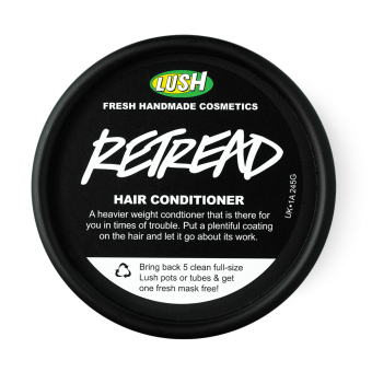 Retread (AAA Cercasi…) Balsamo per capelli Lush