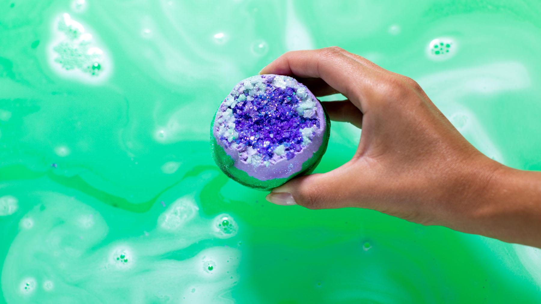 Hulder koupelová bomba